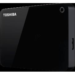 Toshiba Canvio Advance External Hard Drive 1TB