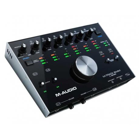 کارت صدا M-Audio مدل M-Track 8X4M