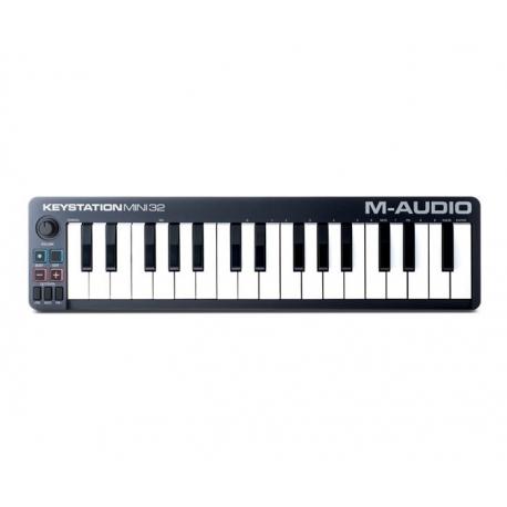 میدی کیبورد M-Audio مدل KeyStation Mini 32