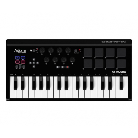 میدی کیبورد M-Audio مدل Axiom AIR Mini 32