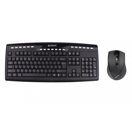 A4tech 9200F Wierless Keyboard+Mouse