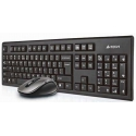 A4tech 7100N Wierless Keyboard and Mouse (دارای حروف فارسی )