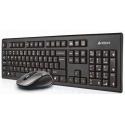 A4tech 7100N Wierless Keyboard+Mouse