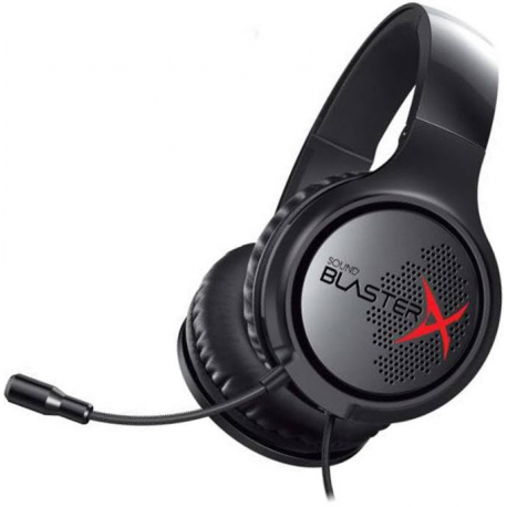 هدست گیمینگ باسیم کریتیو مدل Creative Sound BlasterX H3