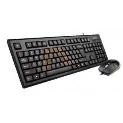 A4tech KRS-8572 PS2 Keyboard+Mouse