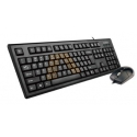 A4tech KRS-8572 PS/2 Keyboard and Mouse (دارای حروف فارسی )