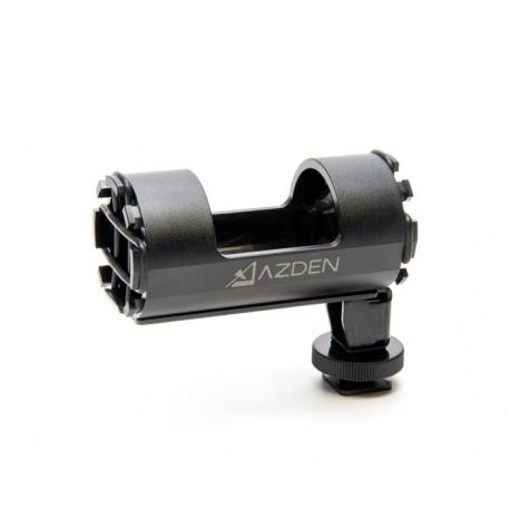 لرزه گیر و نگه دارنده میکروفن AZDEN مدل SMH-1