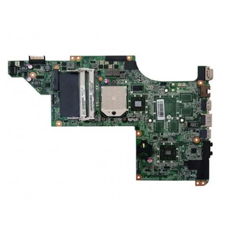 مادربرد لپ تاپ اچ پی Pavilion DV6-3000 CPU-AMD_DA0LX8MB6D1_2Chip بدون گرافیک