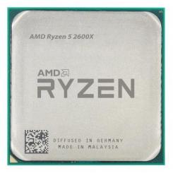 پردازنده بدون باکس ای ام دی AMD Rayzen 5 2600X