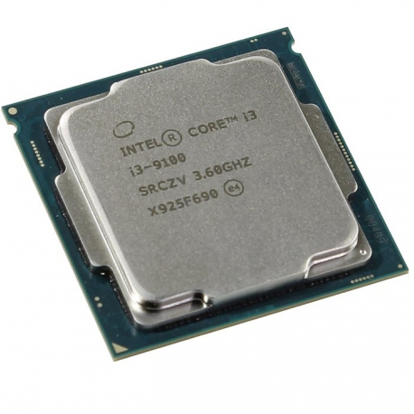 سی پی یو بدون باکس اینتل Intel Core i3-9100