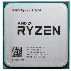 پردازنده بدون باکس ای ام دی AMD Rayzen 5 2600