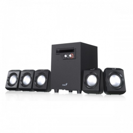 Genius SW-5.1 1020 6-Piece Surround Speaker