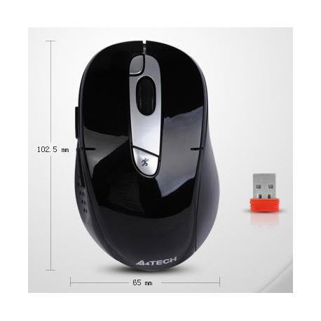 ماوس بی سیم ای فورتک A4tech G11-570FX