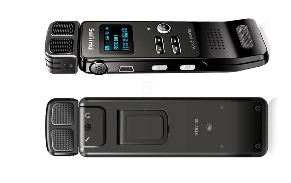 ضبط کننده صدا فیلیپس VTR7100