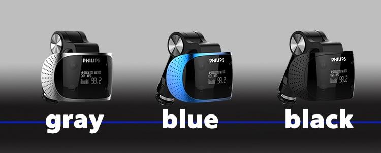 پخش کننده MP3 فندکی فیلیپس SA1608