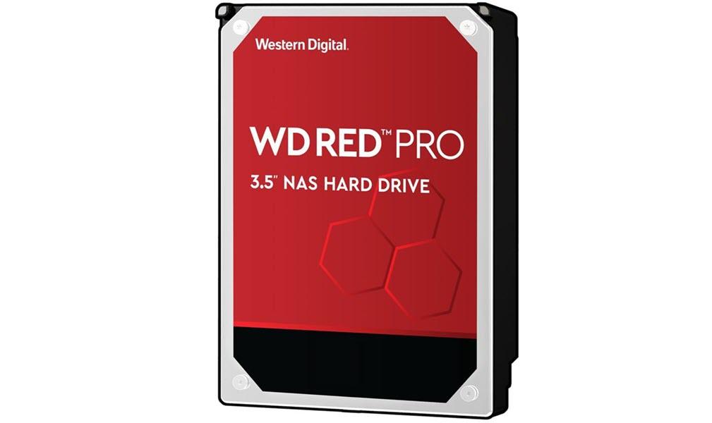 هارددیسک اینترنال وسترن دیجیتال Western Digital Red Pro ظرفیت 2 ترابایت