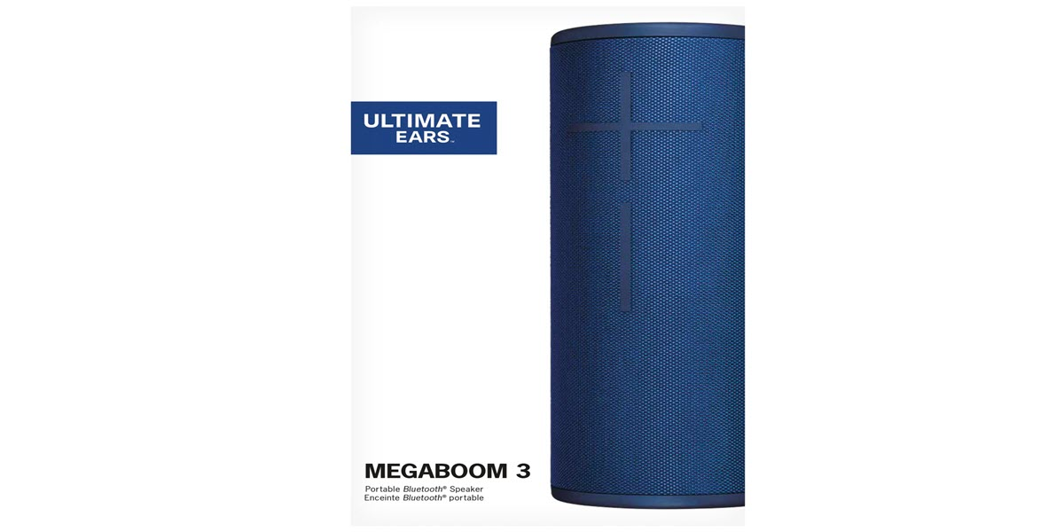اسپیکر بلوتوثی آلتیمیت ایرز Ultimate Ears Megaboom 3