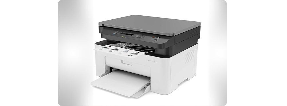 پرینتر لیزری اچ پی HP 135nw چندکاره تک رنگ