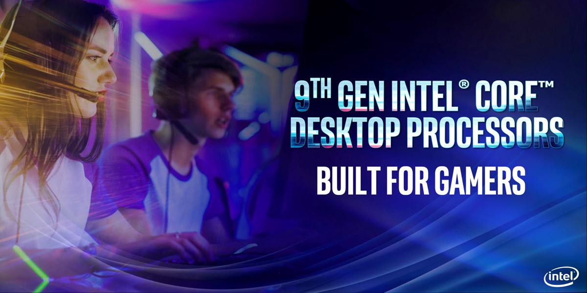 سی پی یو پردازنده اینتل Intel Core i5-9600KF بدون باکس