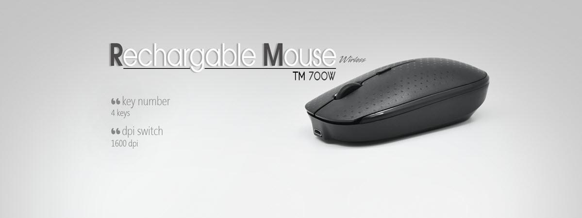 ماوس بی سیم تسکو TSCO TM700w